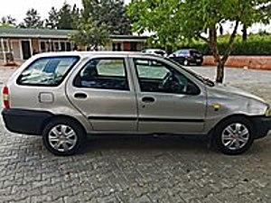 2001 MODEL 1.2 LPG Lİ ORJİNAL TEK KURUŞ MASRAFI YOKTUR. Fiat Palio 1.2 S Weekend