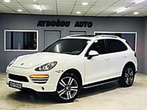 2011 PORSCHE CAYENNE 3.0 DİESEL PANORAMİK CAM TAVAN İÇ BEJ BAYİ Porsche Cayenne 3.0 Diesel