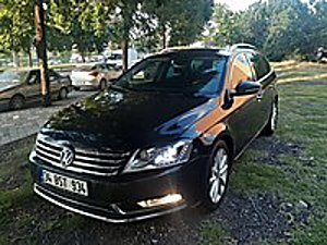 2013 MODEL DEĞİŞENSİZ FULL PASSAT VARİANT HİGHLİNE Volkswagen Passat Variant 1.6 TDI BlueMotion Highline