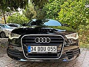 NEVZATOTO-AUDI A6 2.0 TDI LIMOUSINE FULL VAKUM BAYİ TRAMERSİZ Audi A6 A6 Sedan 2.0 TDI