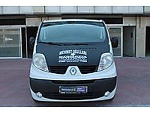 8 1 OTOMOBİL RUHSATLI FULL FULL ÇİFT KLİMALI... Renault Trafic 2.0 dCi Passenger
