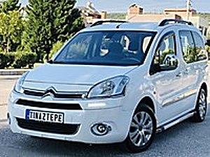 TINAZTEPE OTOMOTİV DEN KUSURSUZ 2013 BERLİNGO 1.6 HDİ 115 HP Citroën Berlingo 1.6 HDi SX