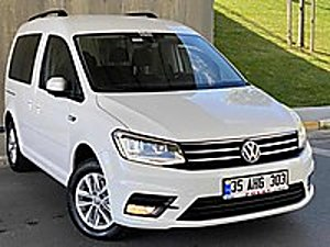 POLAT OTO DAN 2016 MODEL CADDY EXCLUSİVE FULL FUL HATASIZ Volkswagen Caddy 2.0 TDI Exclusive