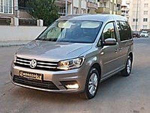 ARACIMIZ ANKARA YA HAYIRLI OLSUN... HOROZOGLUNDAN Volkswagen Caddy 2.0 TDI Comfortline