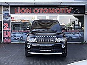 -LİON OTOMOTİV-RANGE ROVER SPORT-2.7 TDV6-AUTOBIOGRAPHY FACELİFT Land Rover Range Rover Sport 2.7 TDV6 HSE