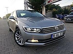2016 Hatasız Hayalet Ekran En Full Paketi Wolsvogen Passat Volkswagen Passat 1.6 TDI BlueMotion Highline
