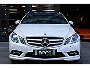 ARES DEN E 250 CGI AMG COUPE - ÇİFT HAFIZA - BAYİ ÇIKIŞLI Mercedes - Benz E Serisi E 250 CGI AMG