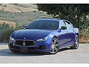 2015 MODEL MASERATİ GHİBLİ 3.0D FERMAS Maserati Ghibli 3.0 D