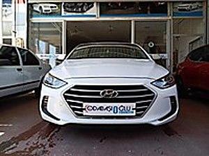 ODABAŞIOĞLU OTOMOTİVDEN HATASIZ 28 BİN KMDE ELENTRA... Hyundai Elantra 1.6 D-CVVT Style