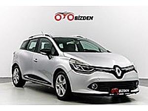 YETKİLİ BAYİİ den Clio Sport Tourer 1.5 DCI Touch EDC Renault Clio 1.5 dCi SportTourer Touch