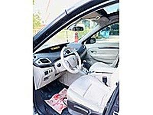 2011 RENAULT SCENİC 1.5 DİZEL CAM TAVAN 210KM Renault Scenic 1.5 dCi Privilege
