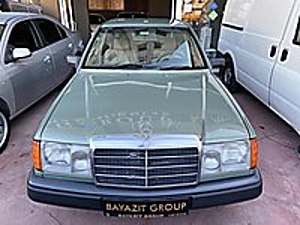 1986 MERCEDES 200E OTOMATİK MASRAFSIZ Mercedes - Benz Mercedes - Benz 200 E