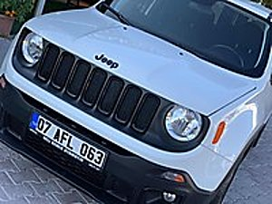 VELİ DEMİR DEN 2018 10000 KM RENEGADE NIGHT EAGLE HATASIZ Jeep Renegade 1.6 Multijet Night Eagle