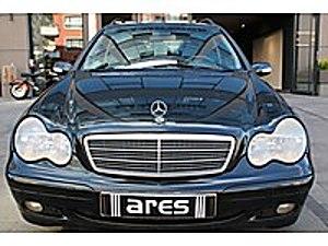 ARES DEN 2002 C 180 Komp. Avantgarde - EMSALSİZ TEMİZLİK TE - Mercedes - Benz C Serisi C 180 Komp. Avantgarde