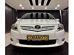 ÇOBAN OTOMOTİV DEN 2012 AURİS OTOMATİK 41.000 DE HATASIZ BOYASIZ Toyota Auris 1.6 Comfort Extra