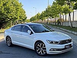 VW PASSAT 1.6 TDI   DSG  G.GRŞ SUNROOF K.ISITMA LED-XENON K.AYNA Volkswagen Passat 1.6 TDI BlueMotion Comfortline