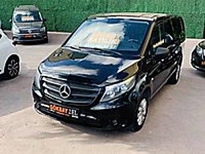 GÖKBAY Auto dan vito 114cdi otomatik HATASIZ   Mercedes - Benz Vito Tourer 114 CDI Pro