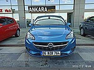 ANKARA AUTO DAN 2016 1.4 ENJOY LPG Lİ TAM OTOMATİK LANSMAN RENGİ Opel Corsa 1.4 Enjoy