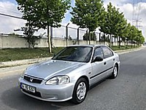 1999 HONDA CIVIC SEDAN 1.4i S MANUEL LPGli COK TEMIZ KLIMALI Honda Civic 1.4 1.4i