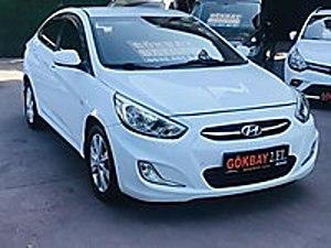 GÖKBAY Auto dan Accent blue 64bin km de pırıl pırıl   Hyundai Accent Blue 1.6 CRDI Mode Plus
