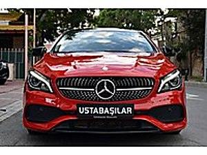 2016 MERCEDES CLA 200 AMG 7G GECE PAKETİ MAKYAJLI KASA CAM TAVAN Mercedes - Benz CLA 200 AMG