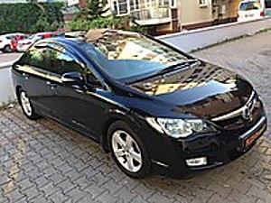 2009-CIVIC ELEGANCE MANUEL-SUNROOF-164.000KM-DEĞİŞEN YOK- Honda Civic 1.6i VTEC Elegance