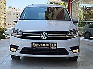 HOROZOGLUNDAN HATASIZ EXCLUSİVE CADY FULLL Volkswagen Caddy 2.0 TDI Exclusive