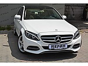 2014 MERCEDES C-180 FASCİNATİON 7G-TRONİC ISITMA TACPET CAM TAVN Mercedes - Benz C Serisi C 180 Fascination
