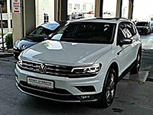HİKMET OTOMOTİV-9100 KM-CAM TAVAN-HAYALET-ELEKT.BAGAJ-7 KOLTUK Volkswagen Tiguan AllSpace 1.4 TSI Highline