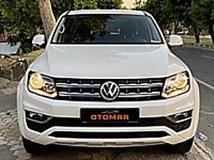 OTOMAR 2016 VW AMAROK 2.0 BITDI 4x4 HİGHLİNE 180HP 8.000KM.ORJNL Volkswagen Amarok 2.0 BITDI Highline