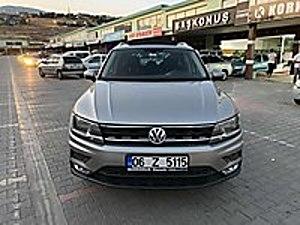 2.0 TDİ TİGUAN BOYASIZ HATASIZ CAM TAVAN HAYALET EKRAN Volkswagen Tiguan 2.0 TDI Comfortline