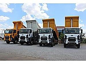 AKSOY OTOMOTİV A.Ş DEN 2017 FORD CARGO 4142 D ADETLİ Ford Trucks Cargo 4142D