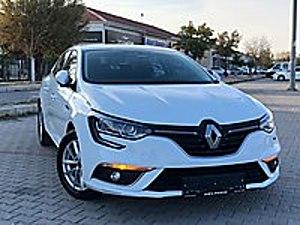 BOYASIZ 2018 ÇIKIŞ MEGANE TOUCH 1.5DCİ EDC 110 BG İLK EL Renault Megane 1.5 dCi Touch
