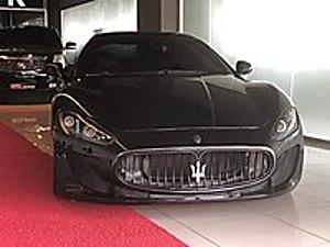 YFK AUTO DAN 2012 MODEL MASERATİ GRANTURİSMO 4.7 S Maserati GranTurismo 4.7 S