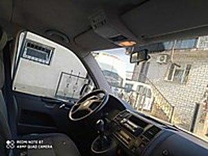 2006 CARAVELLA ÇİFT KLİMA FULL FULL OTOMATİK KAPI TERMAL PAKET Volkswagen Caravelle 2.5 TDI Comfortline