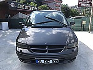 1999 MODEL GRAND VOYEGER OTOMATİK Chrysler Grand Voyager 3.8 LE