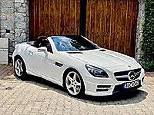 2014 MERCEDES SLK 250 AMG HATASIZ BOYASIZ KEYLESS GO ENSE ÜFLEME Mercedes - Benz SLK 250 7G-Tronic