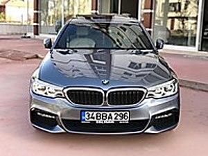 BOYASIZ 2017 520D EXECUTİVE M SPORT ADAPTİVE LED 19 JANT HARMAN BMW 5 SERISI 520D EXECUTIVE M SPORT