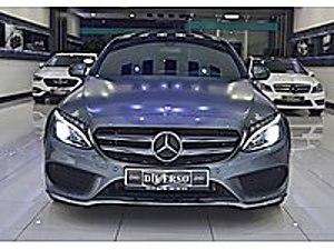 DİVERSO AUTO DAN 2017 C 200 D BLUETECH AMG HATASIZ PALADYUM Mercedes - Benz C Serisi C 200 d BlueTEC AMG