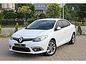 ADES OTOMOTİVDEN BOYASIZ 2016 MODEL FULUENCE OTOMATİK 92000 KM Renault Fluence 1.5 dCi Icon