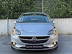 D M MOTORS SADECE 8 BİN KM 2019 ENJOY OTOMATİK CORSA Opel Corsa 1.4 Enjoy