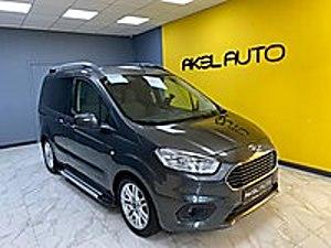 AKEL AUTO DAN HATASIZ BOYASIZ TİTANİUM PLUS Ford Tourneo Courier 1.5 TDCi Titanium Plus