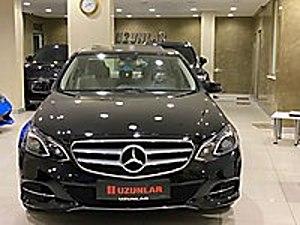 BAYİ 2013 MODEL E180 ELİTE CAM TAVAN İÇİ BEJ KOLTUK ISITMAF Mercedes - Benz E Serisi E 180 Elite