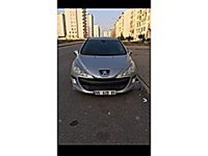 2009 OTOMATİK HASARSIZ DEĞİŞENSİZ TERTEMİZ MASRAFSIZ 308 Peugeot 308 1.6 HDi Comfort