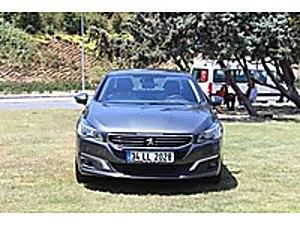 ORAS DAN 2014 MODEL PEUGEOT 508 1 6 E-HDİ ACTİVE TR OTOMATİK Peugeot 508 1.6 e-HDi Active