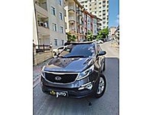 VİP AUTO  BAYRAM ŞEKERİ 2013 KIA SPORTAGE 1.6 GDI CONSEPT PLUS Kia Sportage 1.6 GDI Concept Plus