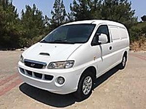 2007 MODEL STAREX PANELVAN 162 BIN KM DE- ACIKLAMAYI OKUYUNUZ... Hyundai Starex Panelvan