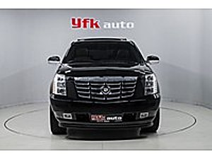ARACA KAPORA ALINMIŞTIR.... Cadillac Escalade 6.2 V8