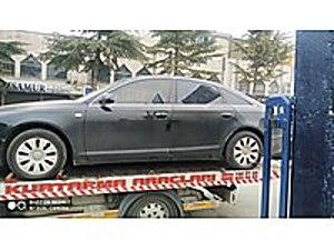 HURDA TAFİĞE ÇIKAMAZ AUDİ A6 2007 Audi A6