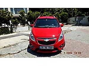 PİLOT OTOMOTİVDEN 2010 CHEVROLET SPARK 1.2 LT ORJ.70.000 KM DE Chevrolet Spark 1.2 LT
